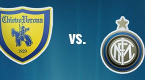 Chievo-Inter 0-2: il tabellino.