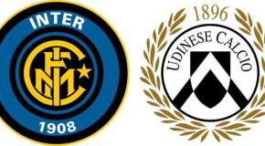 Inter-Udinese 1-2: il tabellino.