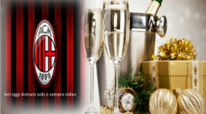 HAPPY NEW YEAR MILAN