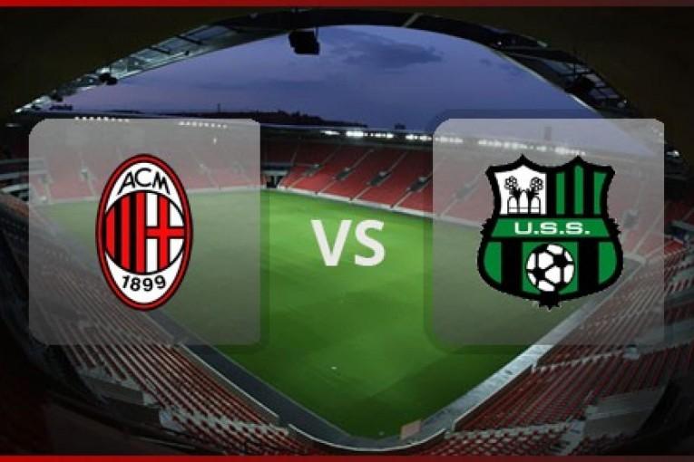 Pronostico Milan - Sassuolo del 2 Ottobre 2016 con Probabili Formazioni e Migliori Quote Calcio