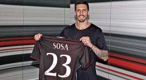 MILAN: UFFICIALE SOSA