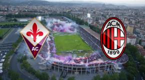 FIORENTINA-MILAN 0-0 IL TABELLINO