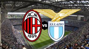 MILAN-LAZIO, 2-0 IL TABELLINO