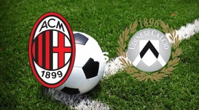 MILAN-UDINESE, IL TABELLINO