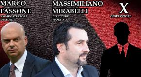 COMUNICATO UFFICIALE SINO EUROPE SPORTS, MIRABELLI NUOVO DS