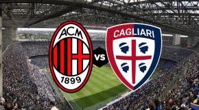 MILAN-CAGLIARI, 1-0 IL TABELLINO