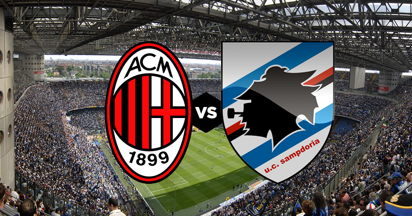 sampdoria- milan - photo #7