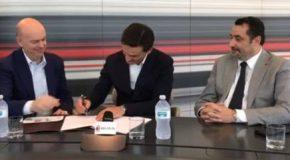 UFFICIALE: MISTER MONTELLA HA RINNOVATO FINO AL 2019