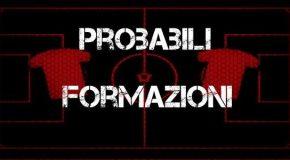 MILAN-SAMPDORIA: FORMAZIONI PROBABILI