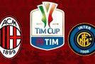 """QUARTI DI FINALE TIM CUP """"MILAN-INTER"""", LE FORMAZIONI PROBABILI"""