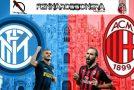 INTER-MILAN: FORMAZIONI UFFICIALI