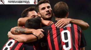 MILAN-SAMPDORIA: 3-2 IL TABELLINO