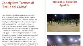 REALITY STELLE DEL CALCIO: INTERVISTA A DANIELE DAINO