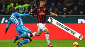 MILAN-NAPOLI: 0-0 IL TABELLINO