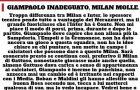 EDITORIALE DEL DIRETTORE TOLOMEO