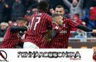 Un grande Milan fermato solo al Var. I rossoneri dominano la semifinale ma alla fine arriva il pareggio su un rigore assurdo.
