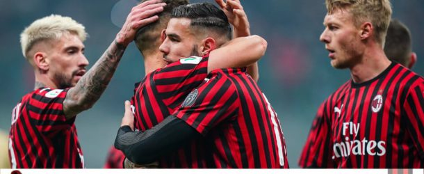 MILAN-SPAL TIM CUP: ZONA MISTA LE PAROLE DI ANTONIO DONNARUMMA E MISTER SEMPLICI