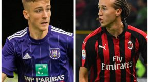 MILAN, SAELEMAEKERS E LAXALT COLPI LAST-MINUTE